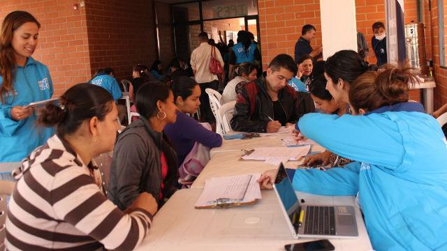 Cursos de formación - Foto: IPES