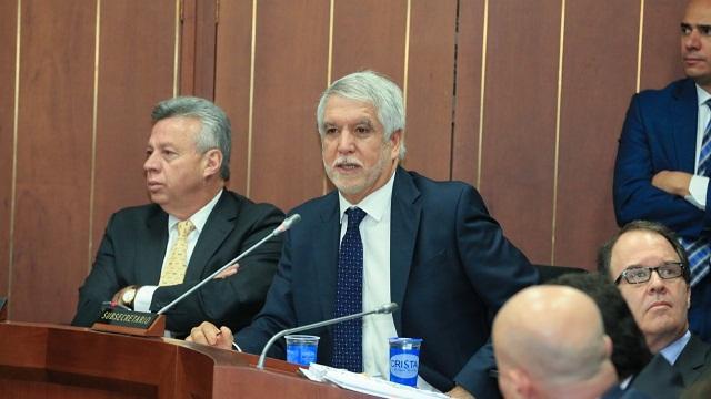 Debate Metro en el Senado   - Comunicaciones Alcaldía Bogotá / Diego Bauman