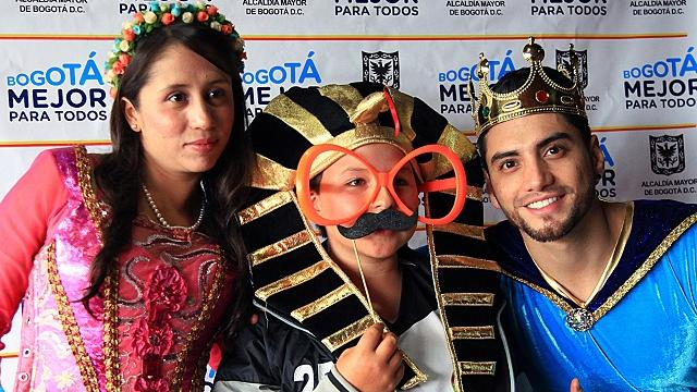 Día de los niños - FOTO: Secretaría de Integración Social/Diana Sánchez
