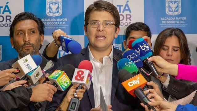 Distrito garantiza elecciones - FOTO: Consejería de Comunicaciones