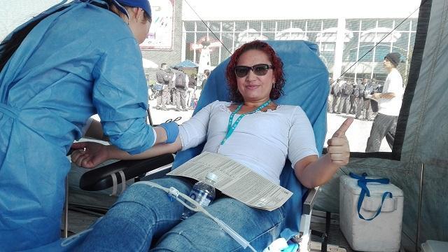 Gran jornada de donación de sangre - Foto: SDS