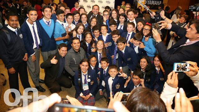 Encuentro Distrital de Bandas, otro espacio para la música - Foto: Secretaria de Educación