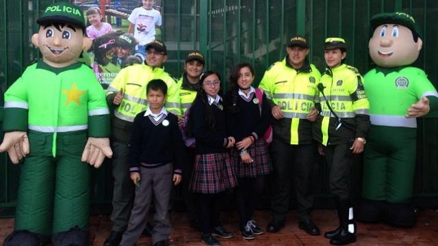 Entornos escolares - FOTO: Prensa MEBOG