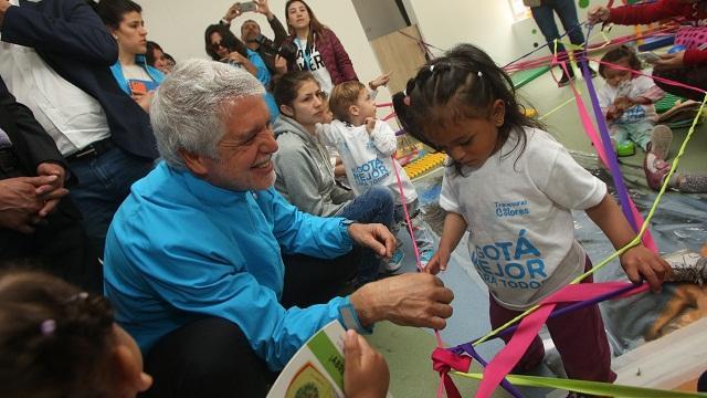 Jardín Infantil Travesuras de Colores - Foto: Comunicaciones Alcaldía Bogotá