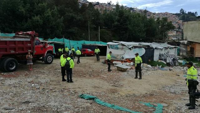 Escombros - FOTO: Consejería de Comunicaciones