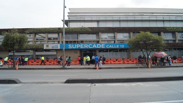SuperCADE Calle 13 - Foto: Secretaría General de la Alcaldía de Bogotá