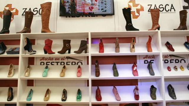 Feria de calzado - Foto: Secretaría de Desarrollo Económico