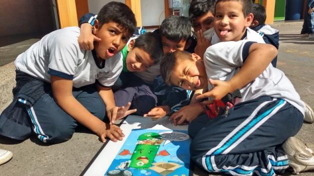 Colegios de la ciudad se une  al Festival  Vive el río Bogotá  - Foto: Comunicaciones Secretaría de Educación