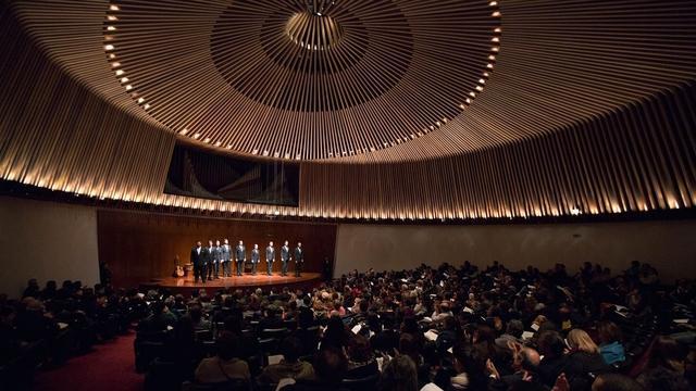 Foto: Festival Internacional de Música Sacra de Bogotá