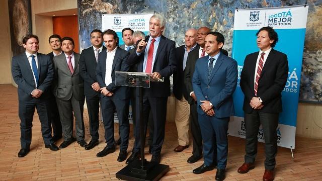 Liderazgo de Peñalosa, clave para fortalecimiento técnico y financiero de Asocapitales - Foto: Alcaldía Mayor de Bogotá