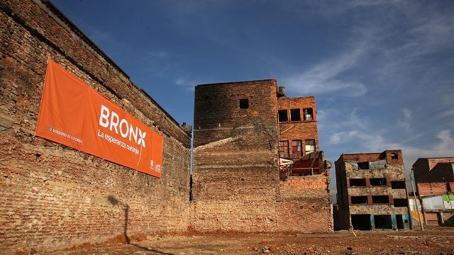 Bronx - FOTO: Consejería de Comunicaciones
