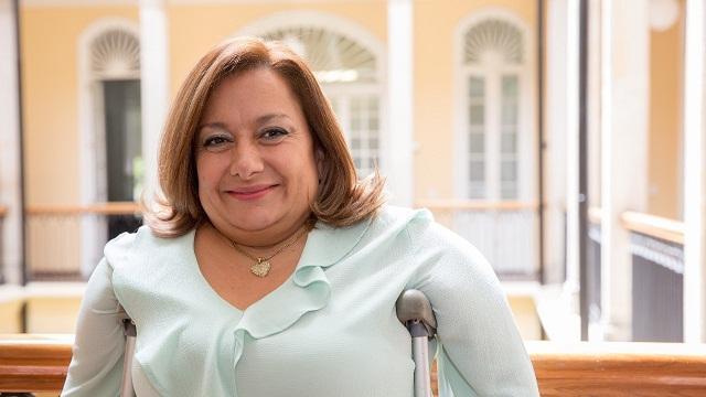 Claudia Rodríguez. Foto: Diego Bauman