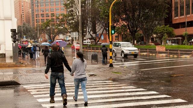 Así funcionarán los semáforos inteligentes en Bogotá - Foto: Andrés Sandoval