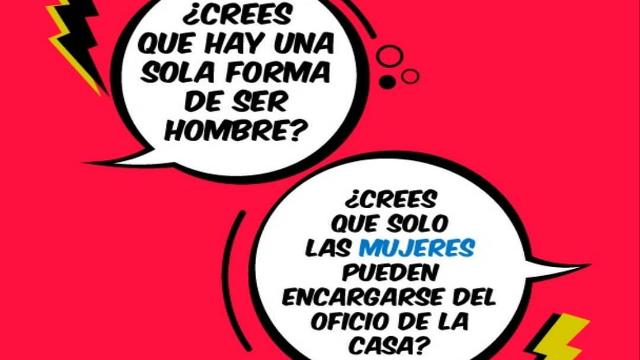 Frases populares que promueven la violencia de género - Foto: Instagram Secretaría de la Mujer