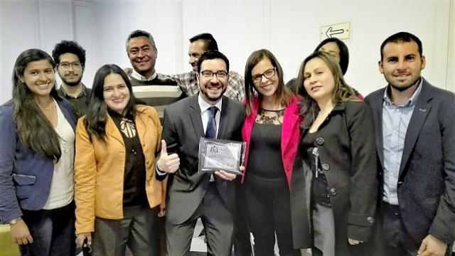 Galardón IDPAC - FOTO: Prensa IDPAC