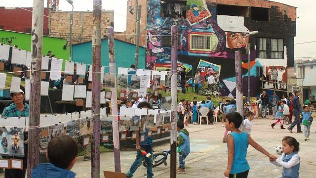 Con este proyecto, la comunidad podrá apropiarse del espacio público.