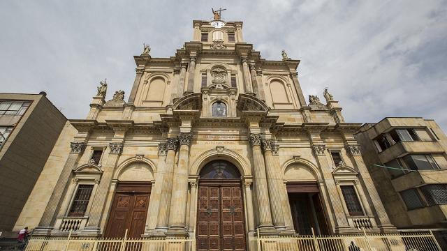 Iglesia del Voto Nacional - Foto: IDPC