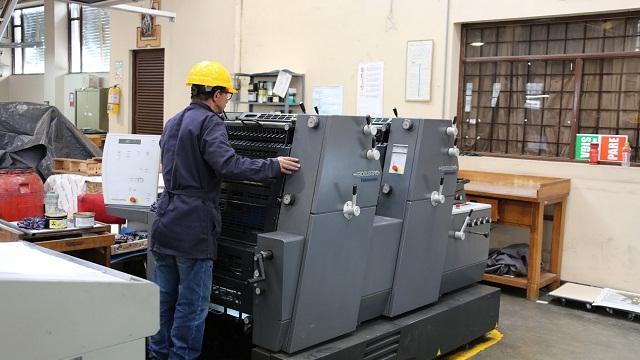 Imprenta Distrital de Bogotá