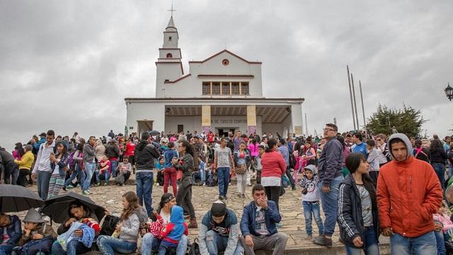 Ingresos de hasta 150.000 millones de pesos dejará la visita del paap a Bogotá - Foto: Alcaldía Mayor de Bogotá