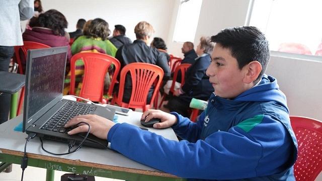 Programa 'Innovadores pedagógicos' llega ahora a los colegios rurales  - Foto: Comunicaciones Secretaría de Educación