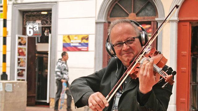 El disco que reúne a los mejores músicos del rebusque de Bogotá