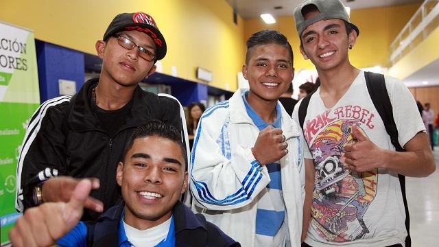 La Alcaldía Peñalosa busca 1.000 jóvenes emprendedores. Foto: Sec. Integración Social.