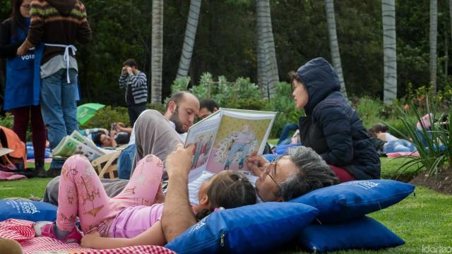 Disfrute del Festival de Libros para Niños y Jóvenes - Foto: Idartes- Carlos Mario Lema