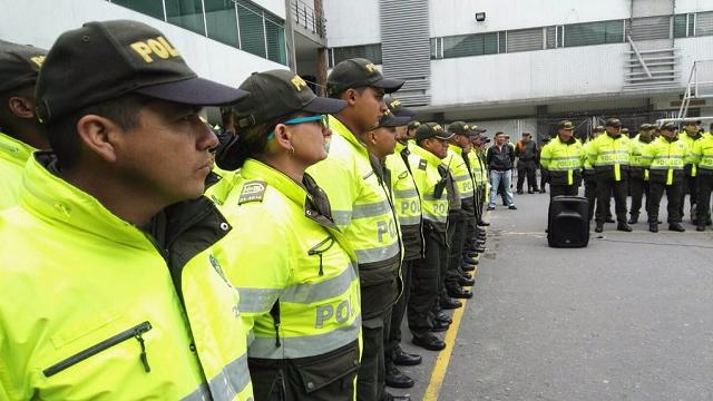 Ley Seca y Medidas de seguridad para las elecciones en Bogotá - Foto: Policía Metropolitana