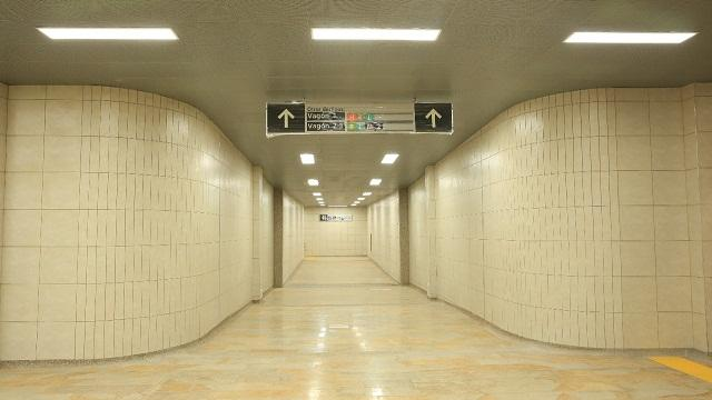 Entrega obras estación intermedia Primero de Mayo - Foto: Comunicaciones Alcaldía / Diego Bauman