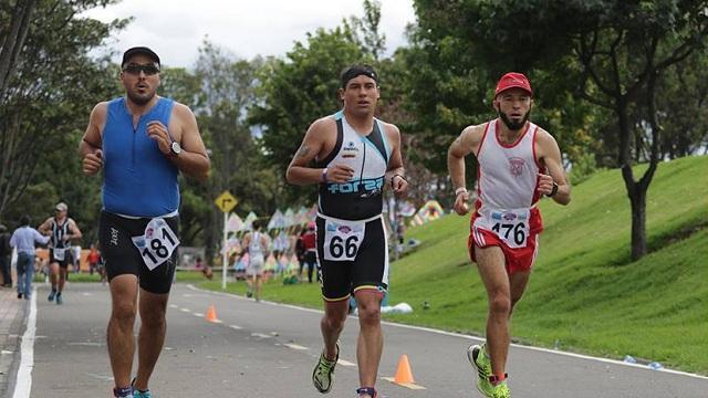 Media Maratón de Bogotá. Foto: IDRD.