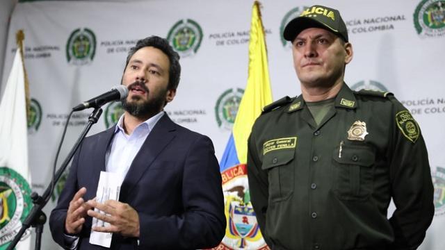 Medida de parrillero hombre - FOTO: Prensa Secretaría de Seguridad