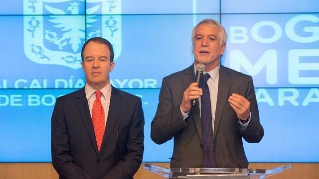Alcalde Peñalosa señaló que el Metro en Bogotá no se frena - Foto: Alcaldía Mayor de Bogotá/Andrés Sandoval