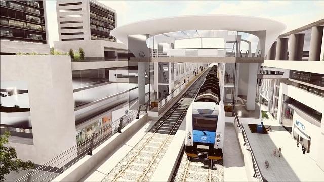 Así va el Metro de Bogotá.