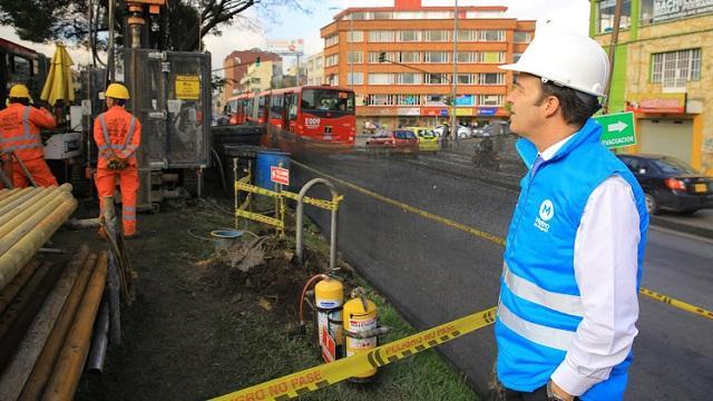 Este año, la Alcaldía Peñalosa inició perforaciones para estudios complementarios del Metro.