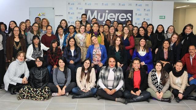 Mujeres a participar en la actualización de la Política Pública de Mujeres y Equidad de género