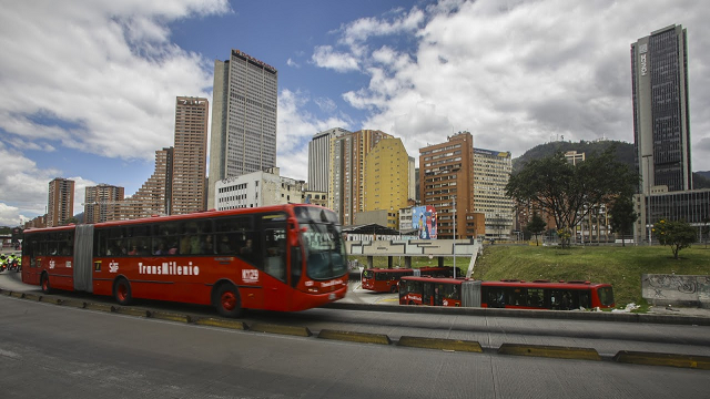 Como son los nuevos buses de TransMilenio  - Foto: Alcaldía Mayor de Bogotá