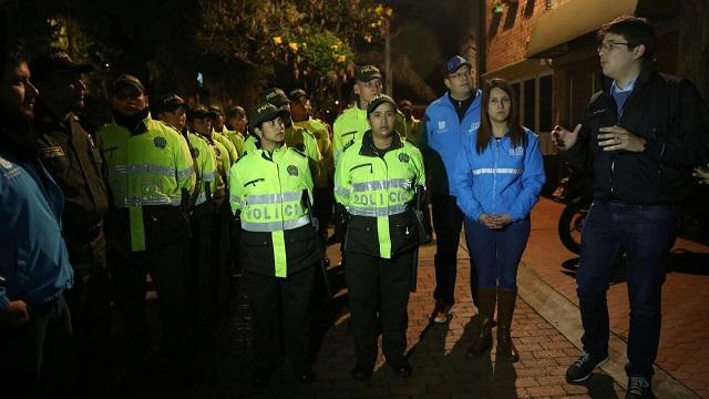 Operativo de vigilancia y control en los bares de 19 localidades - Foto: Secretaría de Gobierno
