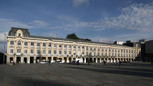 Edificio Palacio Liévano.