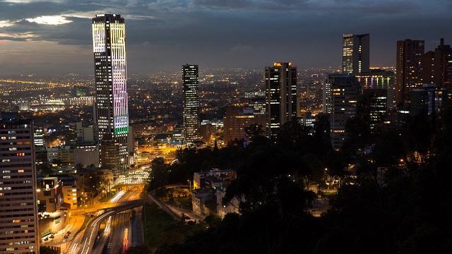 Panoramica de Bogotá - Foto: Comunicaciones Alcaldía Mayor de Bogotá / Diego Bauman