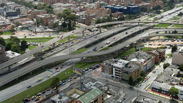 Panorámica de Bogotá - Foto: Secretaría de Planeación