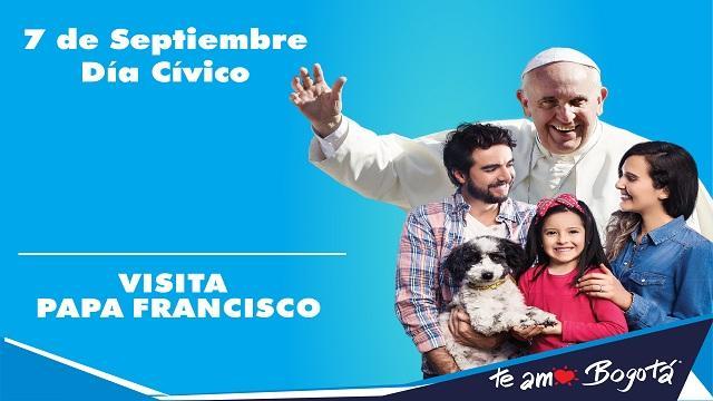 Papa Francisco - FOTO: Consejería de Comunicaciones