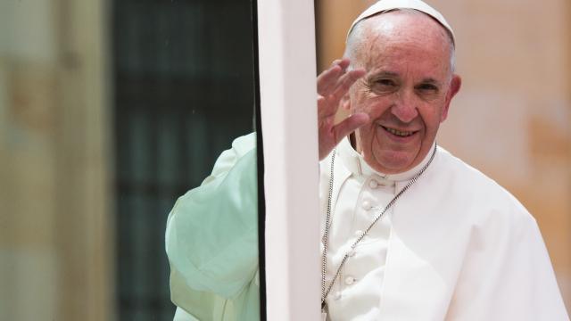 Discursos y homilías del papa Francisco en Colombia.