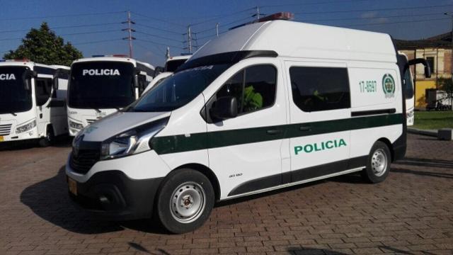 Parque automotor - FOTO:  Prensa Secretaría de Seguridad