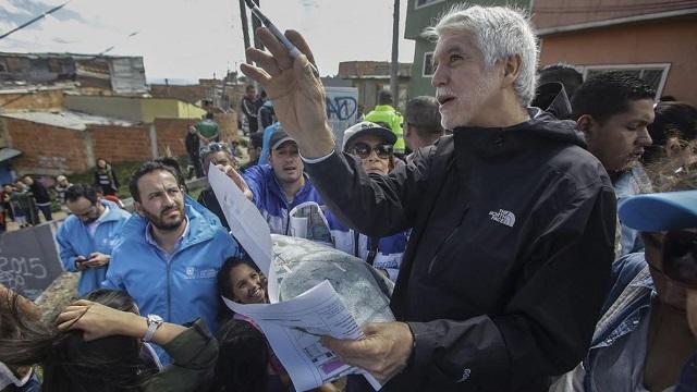 Balance de año - Foto: Prensa Alcaldía Mayor de Bogotá