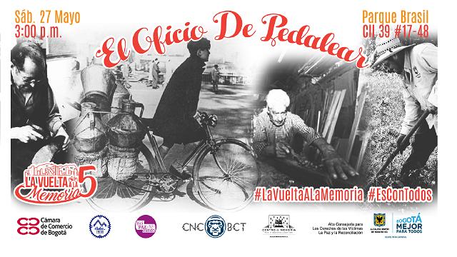 Este sábado no te pierdas la quinta 'Vuelta a la memoria'.