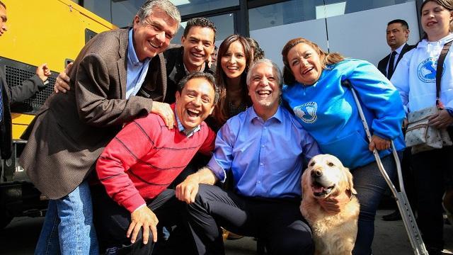 Inauguración sede Instituto Bienestar Animal  - Foto: Comunicaciones Alcaldía / Diego Bauman
