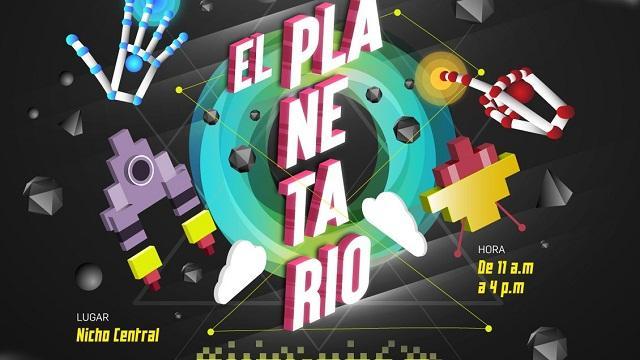 Este 20 y 21 de mayo, no te pierdas de 'Realidad aumentada', en el Planetario.