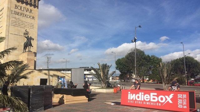 IndieBox 2017 - Foto: IndieBo