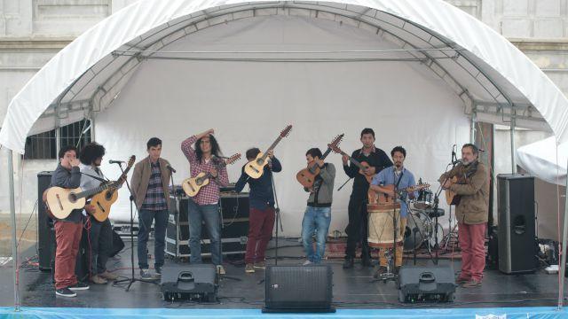 En el Primer Festival Bronx celebre el Día de las Velitas - Foto: FUGA