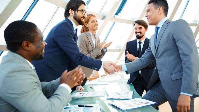 Reconocimiento a empresas - Foto: Cámara de Comercio de Bogotá